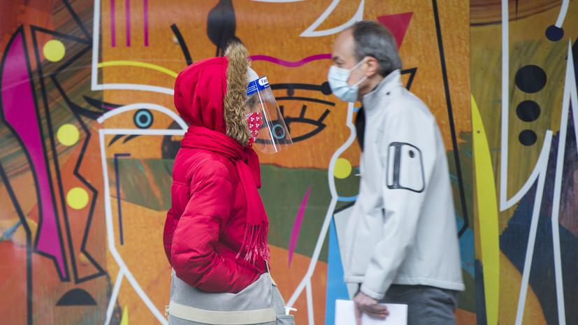 В Канаде число выявленных случаев коронавируса превысило 644 тысячи