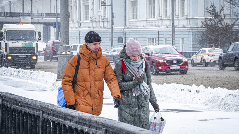 Синоптики прогнозируют похолодание в Москве на следующей неделе
