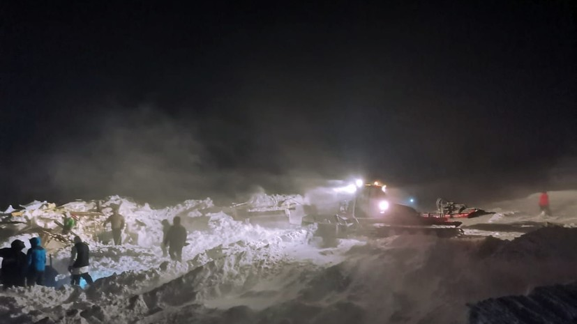 Врачи оценили состояние выжившего при сходе лавины в Норильске подростка