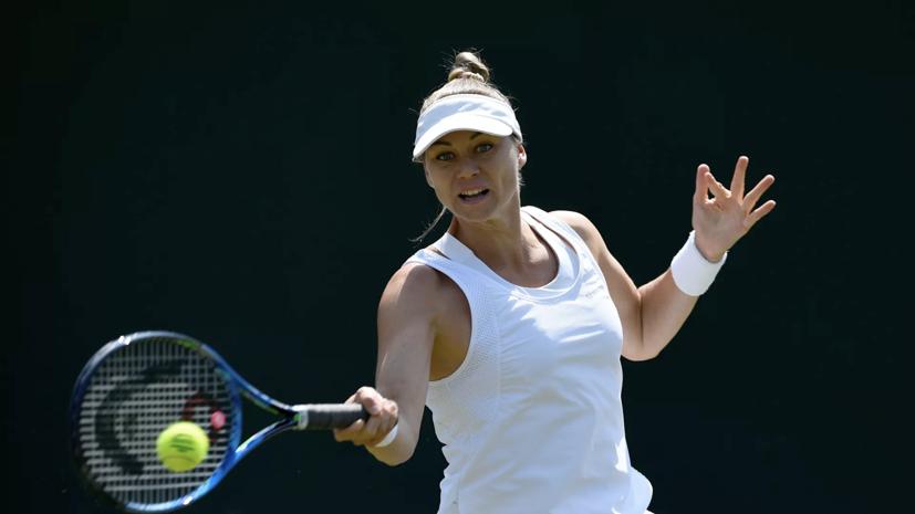 Звонарёва уступила Свитолиной во втором круге турнира WTA в Абу-Даби