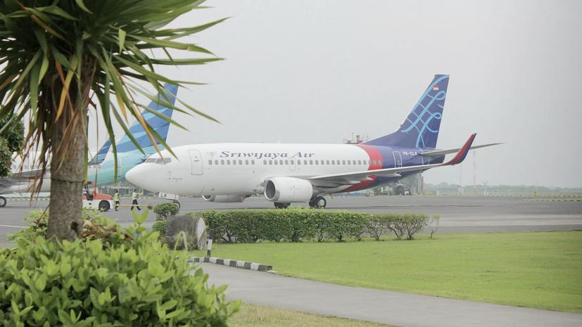 Жители Индонезии сообщили о частях самолёта в Яванском море
