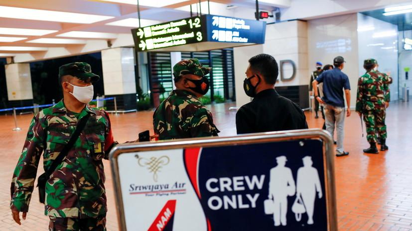 Republika: на борту пропавшего в Индонезии Boeing находились 59 человек