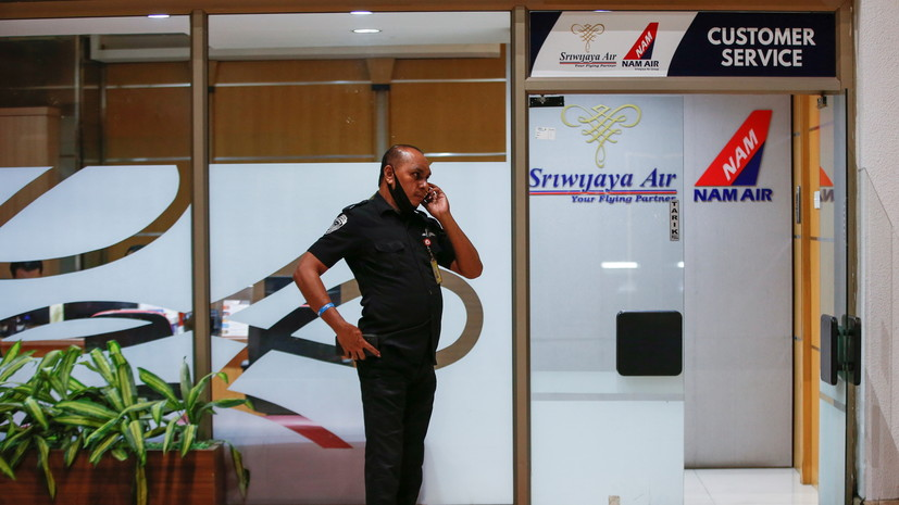 Министр транспорта Индонезии заявил о крушении Boeing в Яванском море