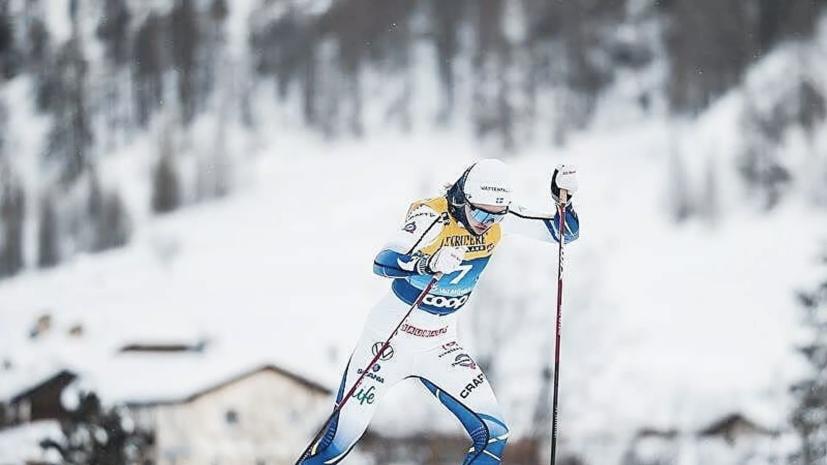 Сван выиграла спринт на «Тур де Ски», Непряева — четвёртая