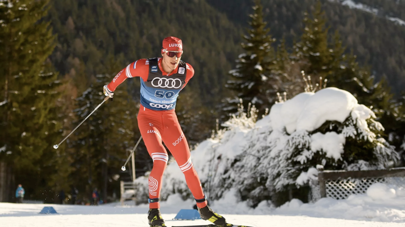 Ретивых пожаловался на езду лыж после спринтерской гонки на «Тур де Ски»