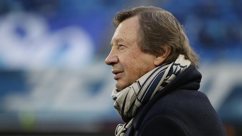 Сёмин высказался о решении ФХР оставить Ларионова во главе молодёжной сборной России