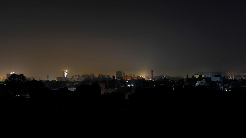 В Пакистане восстановили электроснабжение после масштабного отключения