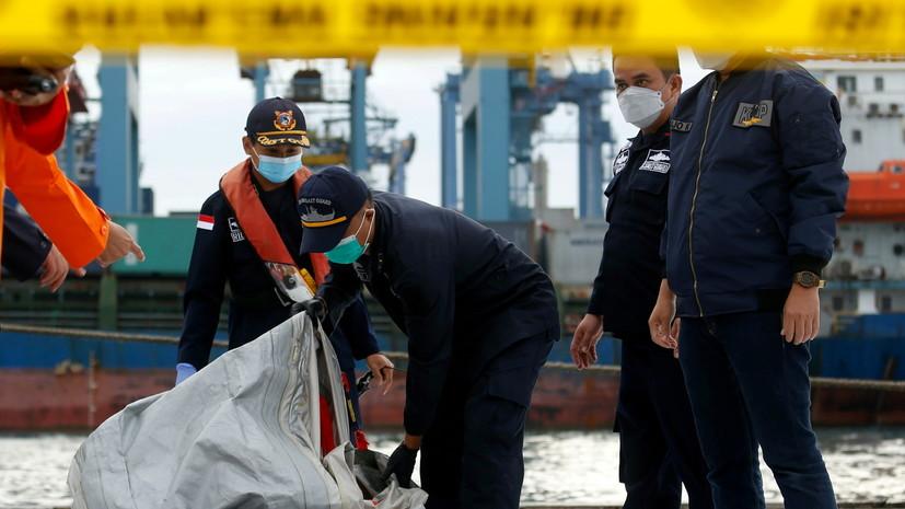 На борту разбившегося в Индонезии Boeing не было иностранцев