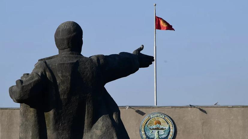 Явка на выборы президента Киргизии к 14:00 составила 18,56%