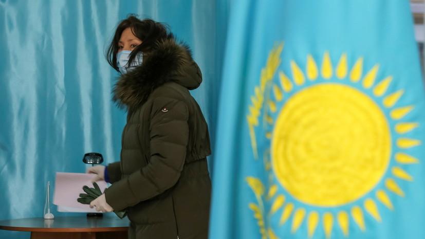 Явка на парламентские выборы в Казахстане к 18:00 составила 58,2%