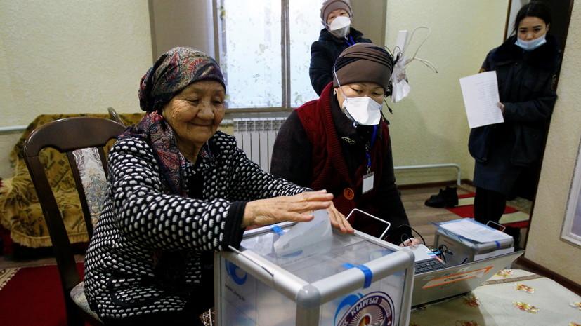 Российские наблюдатели оценили проведение выборов президента Киргизии