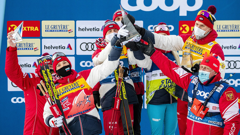 Завьялов о выступлении россиян на «Тур де Ски»: ребята выступили отлично