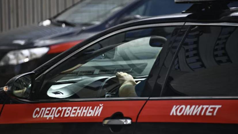 В Новосибирске произошло частичное обрушение здания