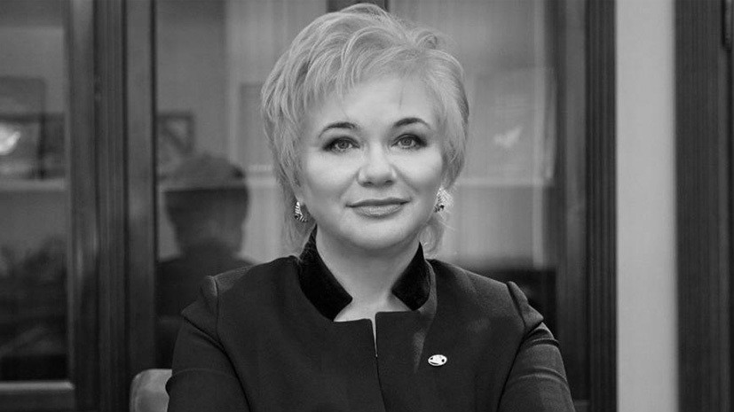Умерла ректор МГТУ «Станкин» Елена Катаева