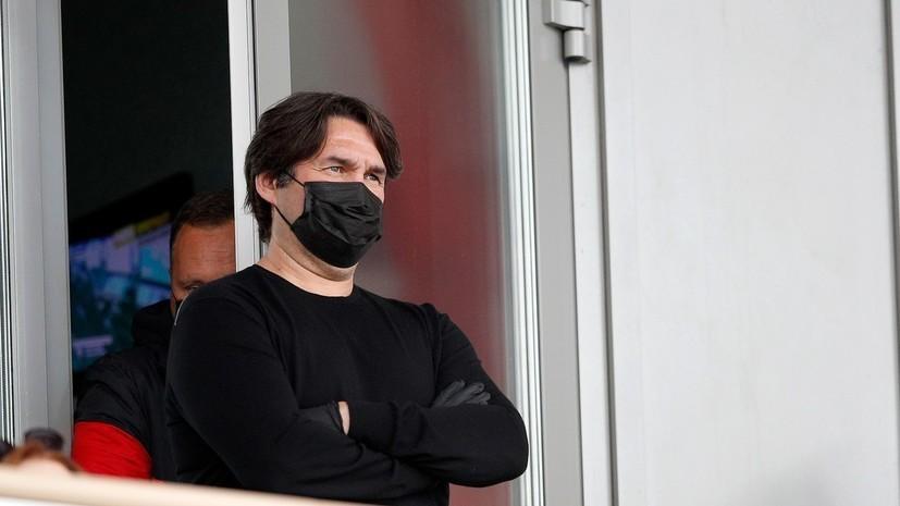 Газизов обсудит с руководством «Уфы» возможное возвращение в клуб