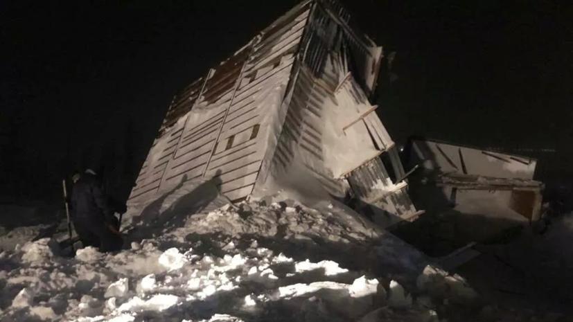 Попавший под лавину в Норильске подросток пришёл в сознание