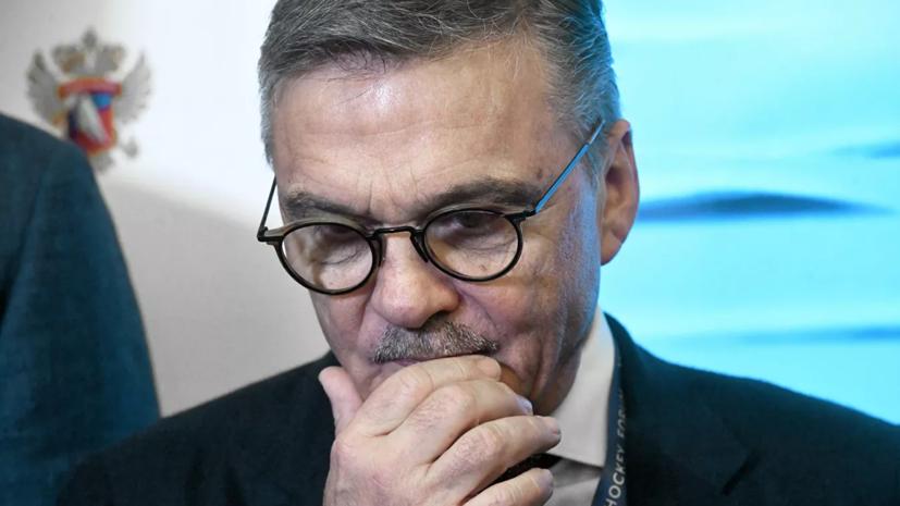 Фазель о проведении ЧМ по хоккею в Белоруссии: на IIHF оказывается очень большое давление