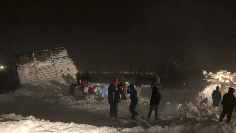 СК оценит работу ответственных за мониторинг схода лавин в Норильске