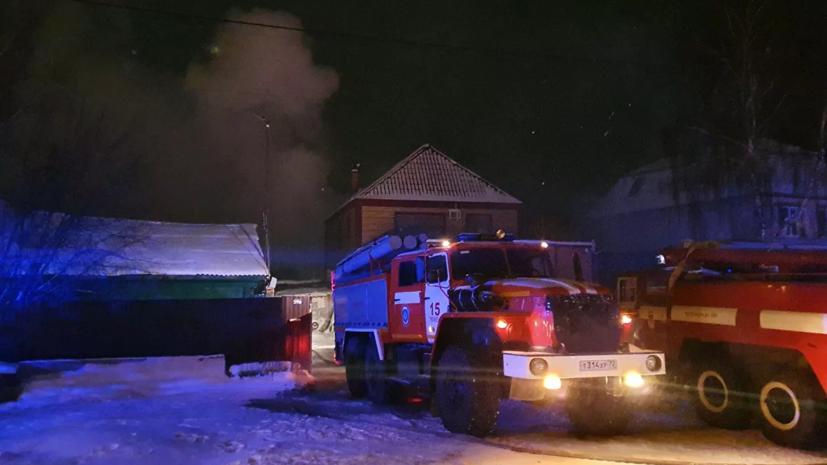 Хозяйку тюменского дома престарелых арестовали по делу о пожаре