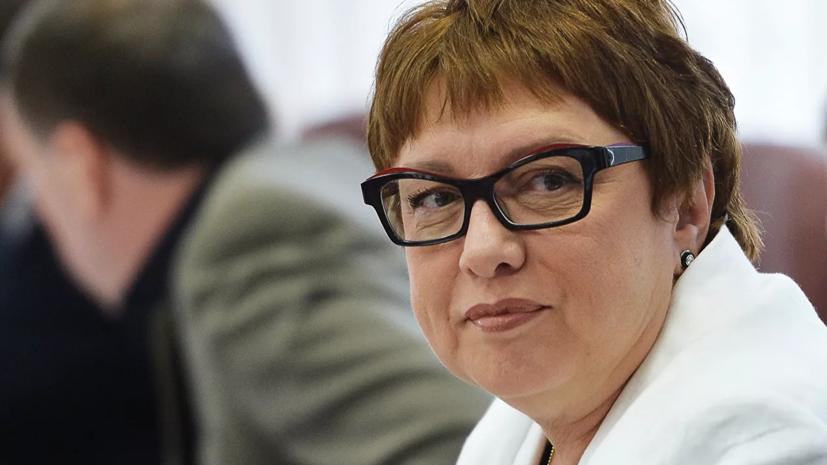 Смородская отказалась участвовать в выборах президента ФНЛ