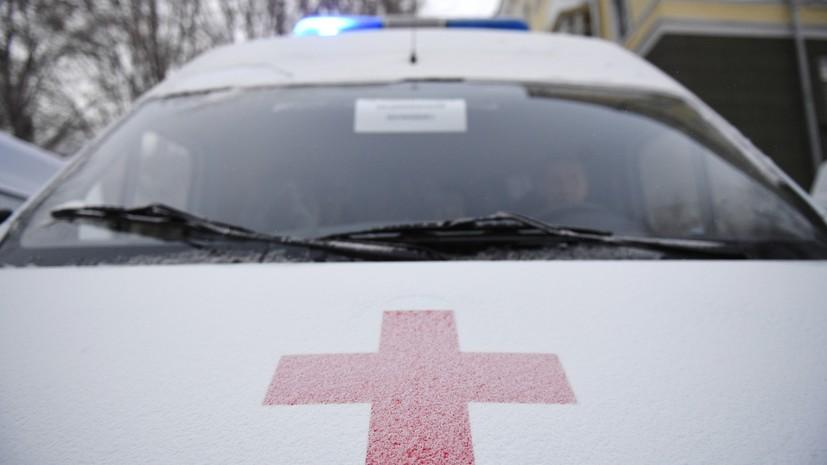 РИА Новости: в ДТП с автобусами под Москвой погибли четыре человека