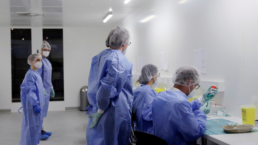 В Дании число выявленных случаев коронавируса достигло 182 725