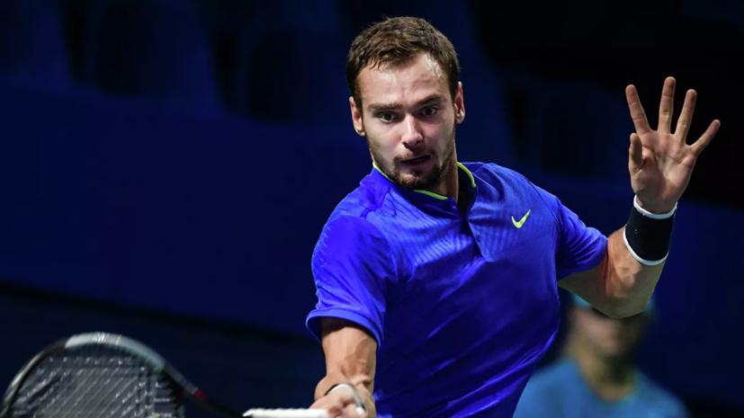 Россиянин Сафиуллин обыграл Отте и вышел во второй круг квалификации Australian Open