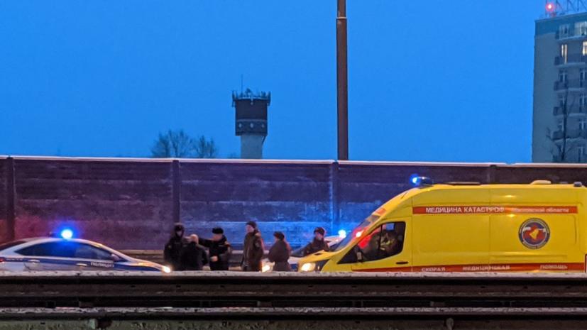 Один военный находится в крайне тяжёлом состоянии после ДТП под Москвой