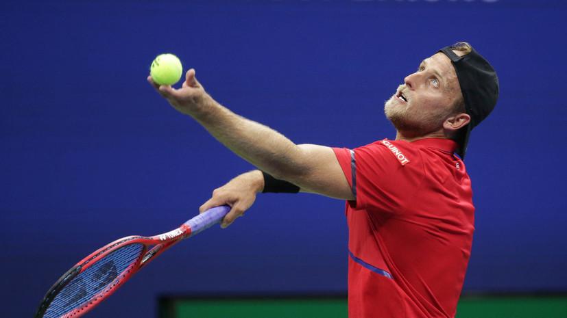 В квалификации Australian Open победил теннисист с положительным тестом на коронавирус