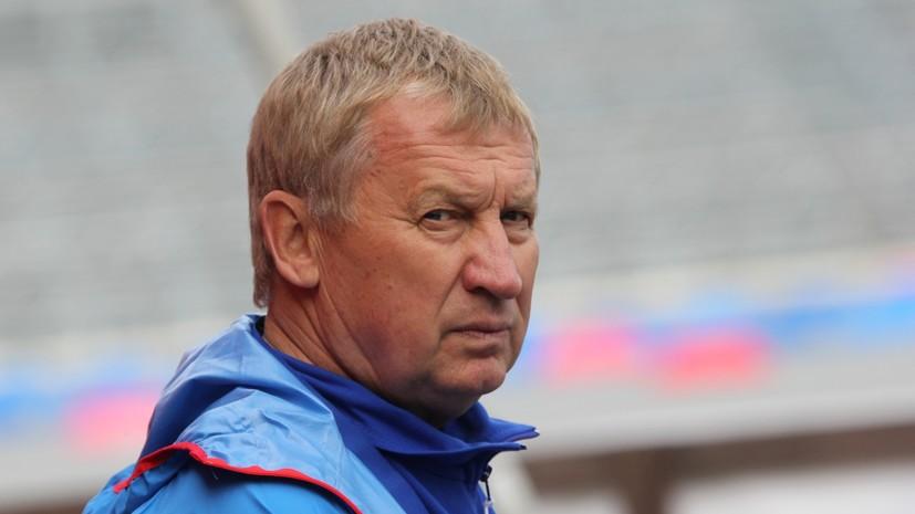 Польховский прокомментировал передачу части своих обязанностей Волкову