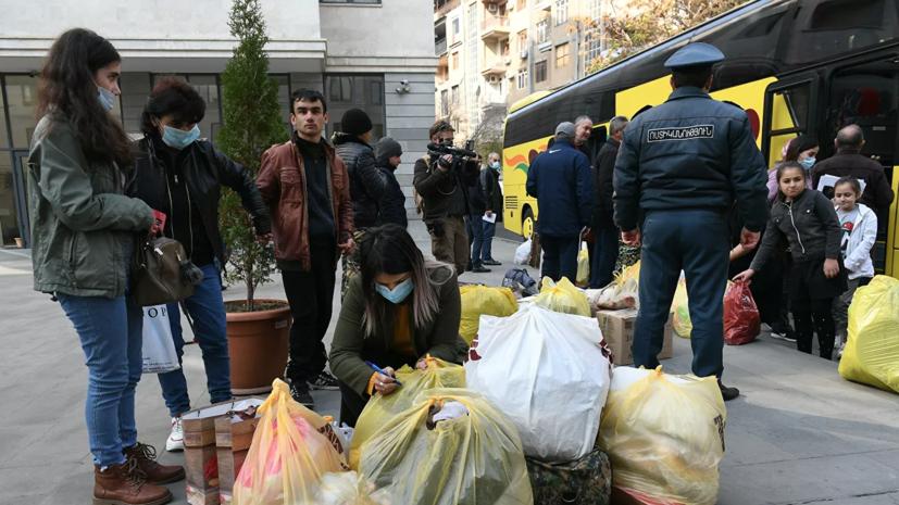 Почти 49 тысяч беженцев вернулись в свои дома в Нагорном Карабахе