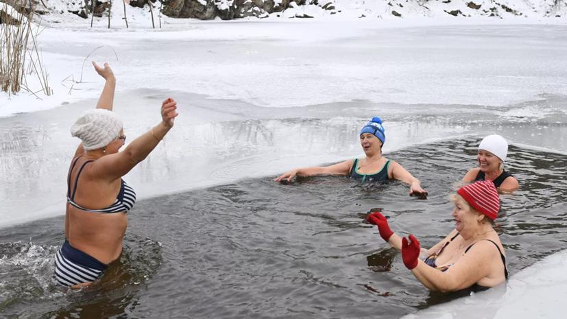 В Томске из-за пандемии отменены массовые крещенские купания