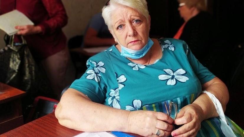 «Подошёл к окну, и раздался взрыв»: муж Надежды Сергиенко из Горловки погиб от осколков залетевшего во двор снаряда