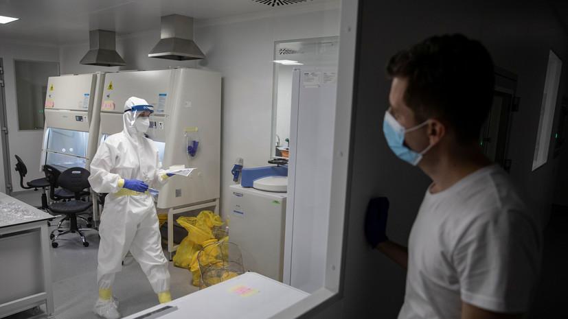В Сербии за сутки выявили более 2 тысяч случаев коронавируса