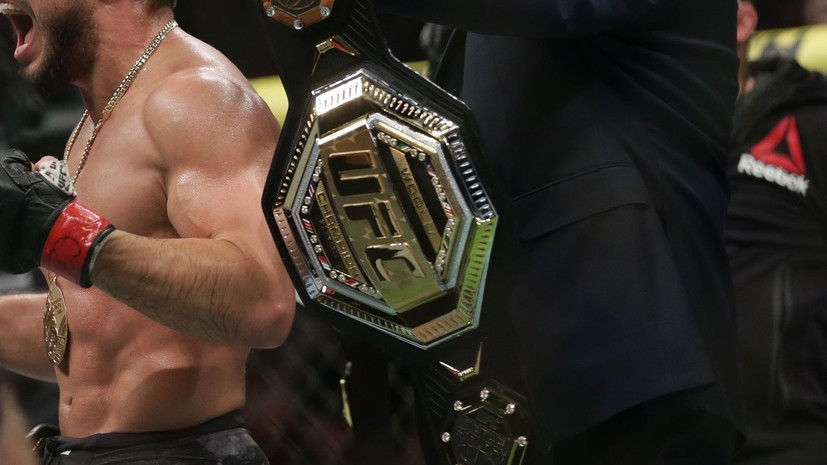 Боец Исмагулов может возобновить карьеру в UFC