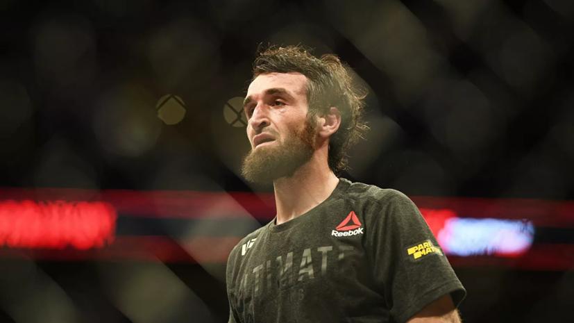 Глава UFC рассказал, когда может состояться следующий бой Магомедшарипова