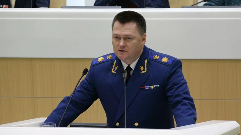 Краснов провёл встречи с главами надзорных ведомств Азербайджана и Армении