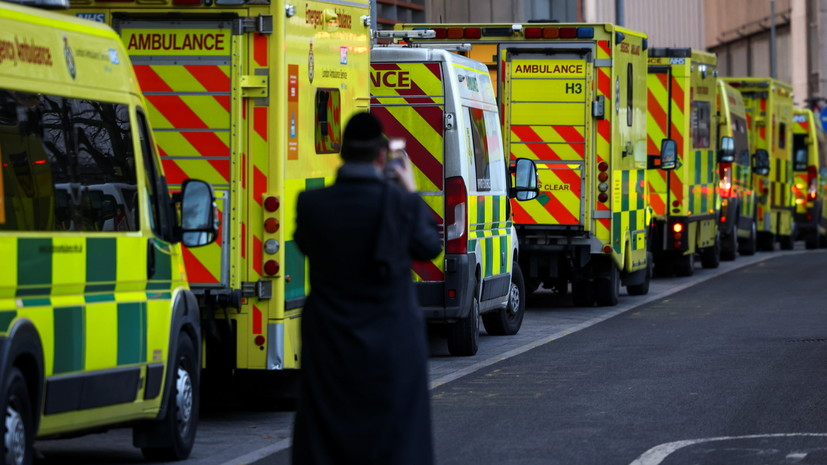 В Великобритании за сутки выявили более 45 тысяч случаев коронавируса