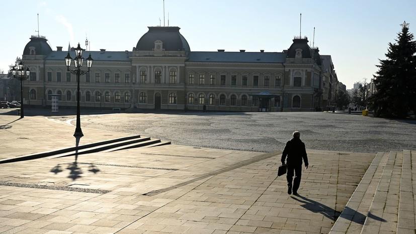 Парламент Словакии одобрил продление режима ЧС до 8 февраля