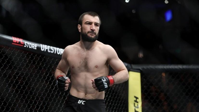 Двоюродный брат Нурмагомедова проведёт поединок в UFC в марте