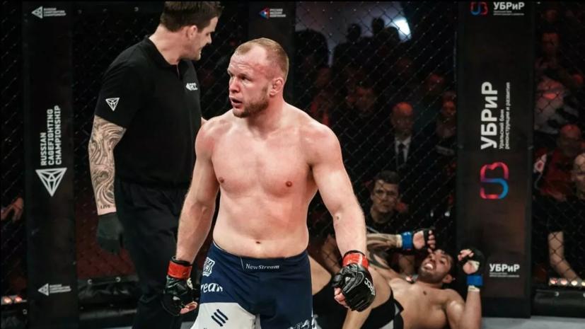 Экс-боец UFC Туменов бросил вызов Шлеменко