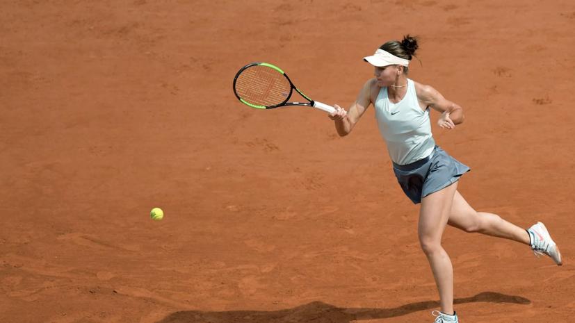 Кудерметова проиграла Соболенко в финале турнира WTA в Абу-Даби