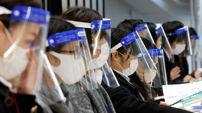 В Японии включили ещё семь префектур в зону режима ЧС из-за COVID-19