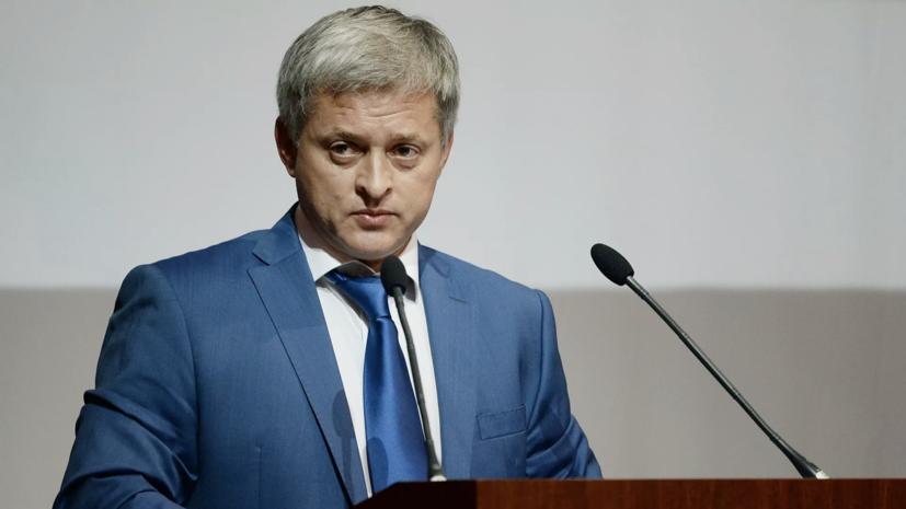 Экс-глава ФНЛ Ефремов назначен вице-президентом «Урала»