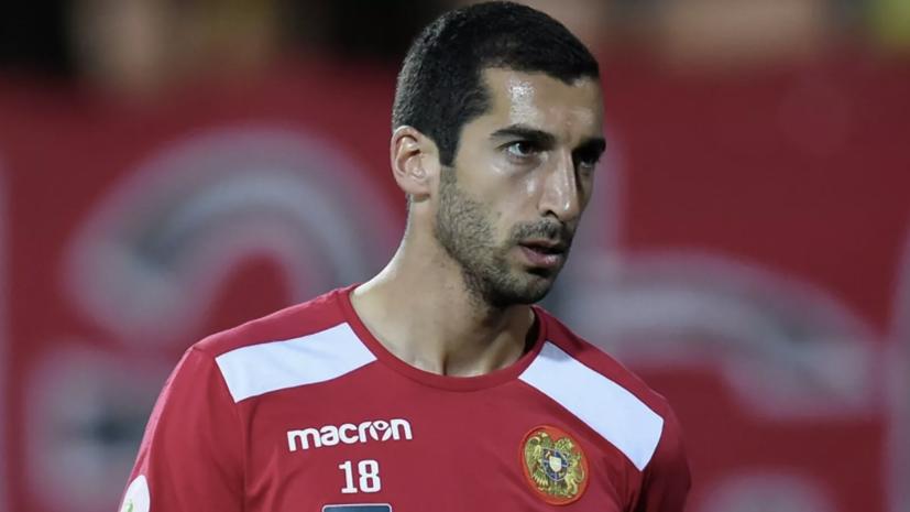 Мхитарян продлит контракт с «Ромой» после успехов в первой части сезона