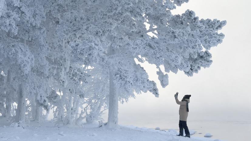 Синоптики предупредили о морозах до -30 °С в Екатеринбурге