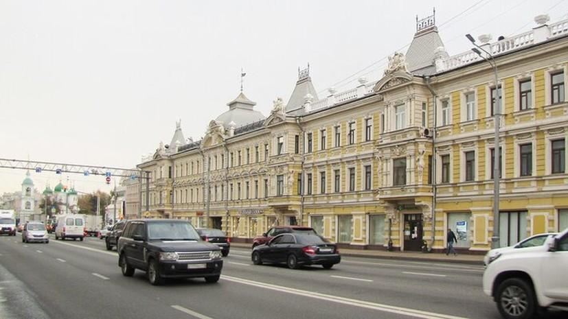 Дом с кариатидами и грифонами в Москве признали памятником архитектуры