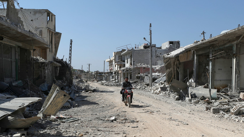 Террористы совершили 27 обстрелов в идлибской зоне деэскалации в Сирии