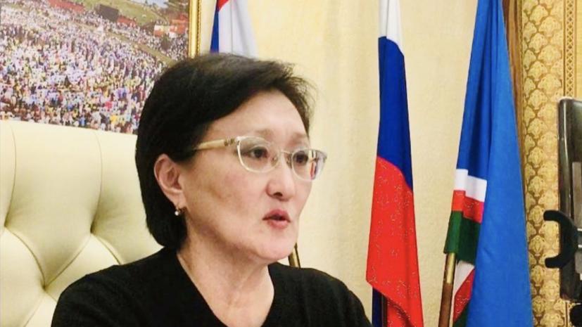 Гордума Якутска приняла отставку мэра Авксентьевой