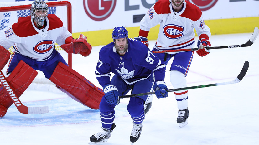 «Монреаль» уступил «Торонто» в НХЛ, Романов отметился голевым пасом в дебютном матче